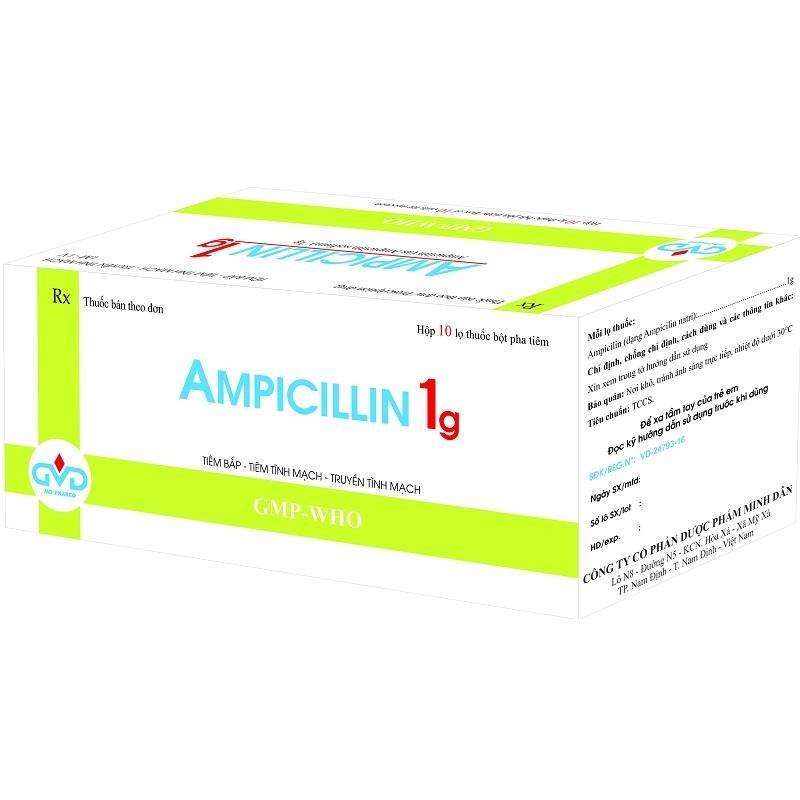 Ampicilin 1g