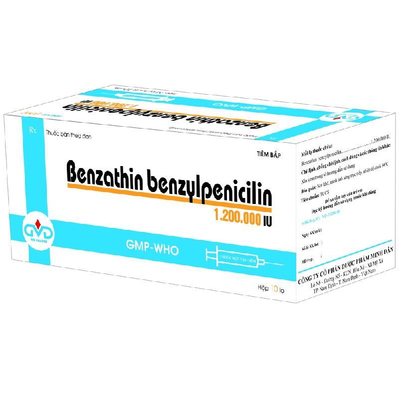 Benzathin Benzylpeniciln 1.200.000.IU
