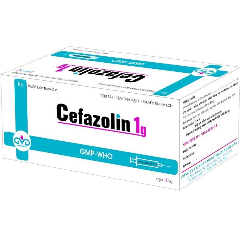 Cefazolin1g